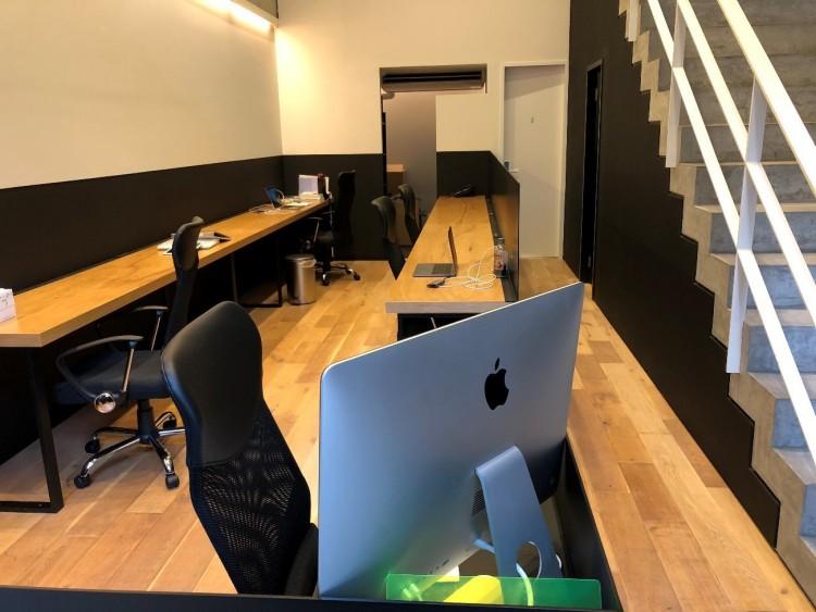 ACTBEオフィス完工3