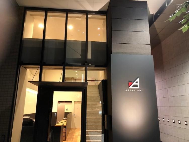 ACTBEオフィス完工4