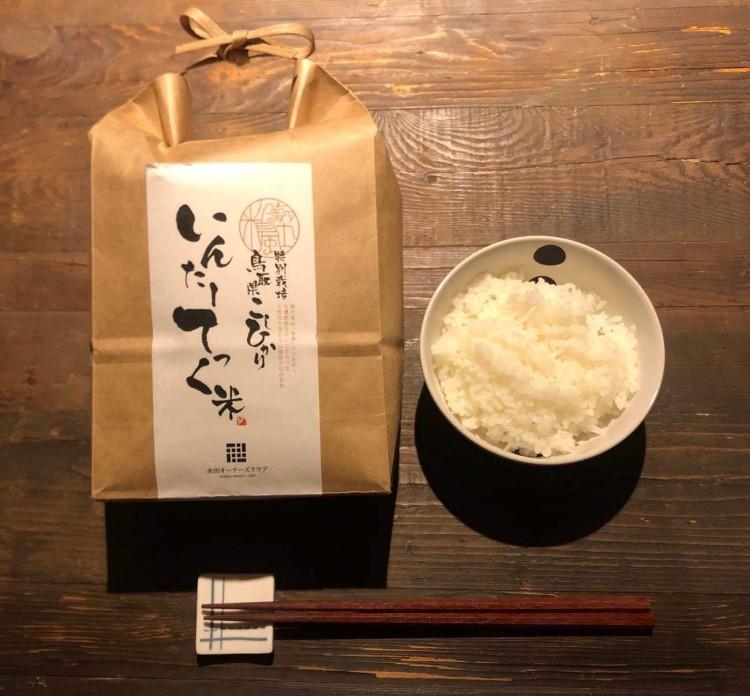いんたーてっく米